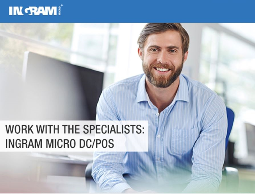Work with the specialists: Ingram Micro DC/ POS