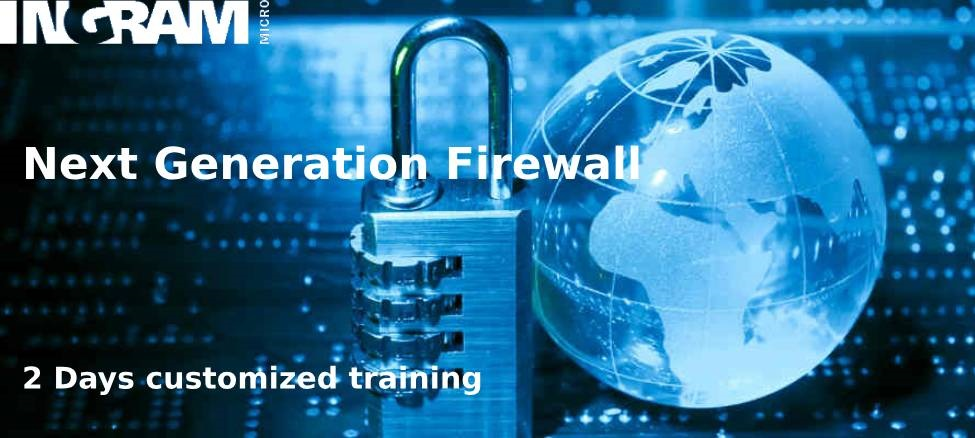 Next Generation Firewall customized training