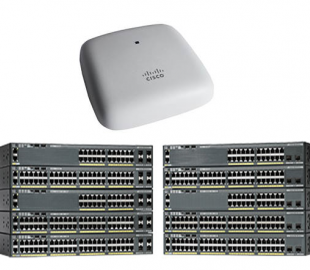 CISCO AP 1815i + 2960X/L Switch